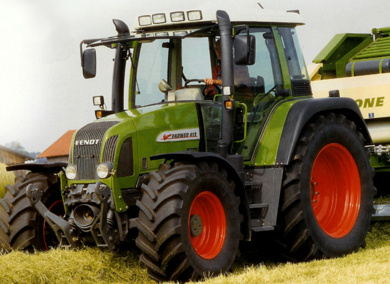 Тракторы FENDT - autoline.by
